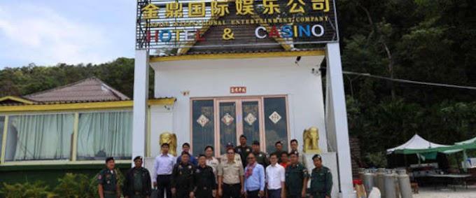Kamboja Terus Gencar Memberi Lisensi Kasino Pada Kuartal I 2019