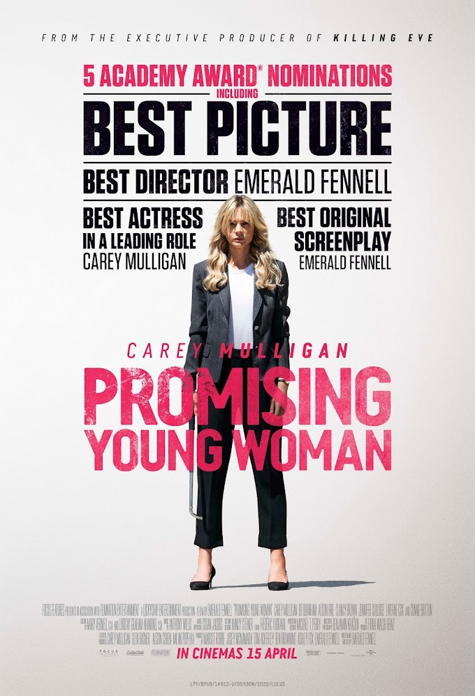 Review Filem Promising Young Woman