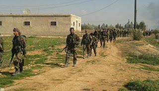 Baru Dikerahkan, Pasukan Khusus Rezim Syiah Nushairiyah Mulai Bombardir di Garis depan Idlib