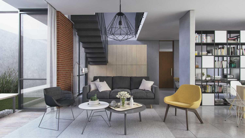 Menata Ruangan Kecil Keluarga Agar Nyaman dan Modern