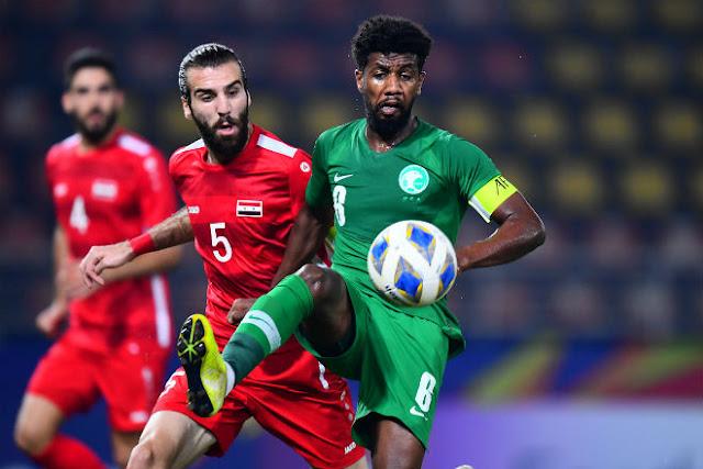 Video U23 Saudi Arabia 1-0 U23 Syria: Tuyệt phẩm đánh gót, may mắn đi tiếp
