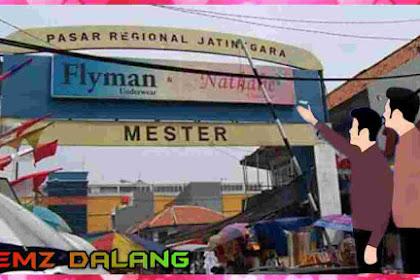 Cara Menuju Pasar Jatinegara Dari Ciapus Bogor