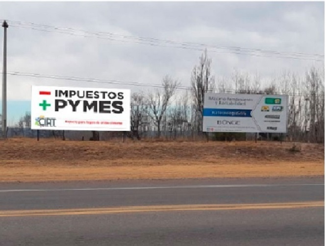 Menos impuestos más Pymes, la campaña que impulsa en Mendoza la cámara de Tunuyán