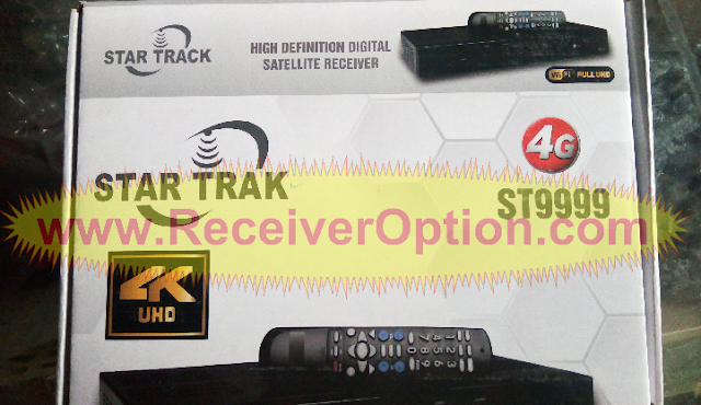 STAR TRAK ST9999 HD RECEIVER CCCAM & BISS KEY OPTION NEW SOFTWARE