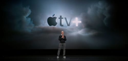 Apple is extending the Apple TV + free trial until February next year