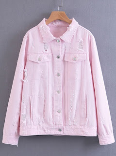 http://fr.shein.com/Button-Up-Ripped-Denim-Jacket-p-390680-cat-1776.html?utm_source=melimelook.fr&utm_medium=blogger&url_from=melimelook