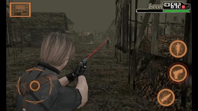 Game Resident Evil 4