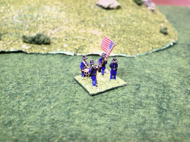 American Civil War Iron Brigade GHQ Miniatures