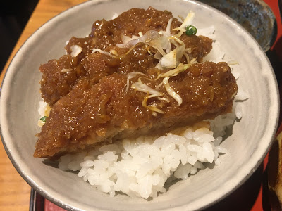 自製カツ丼