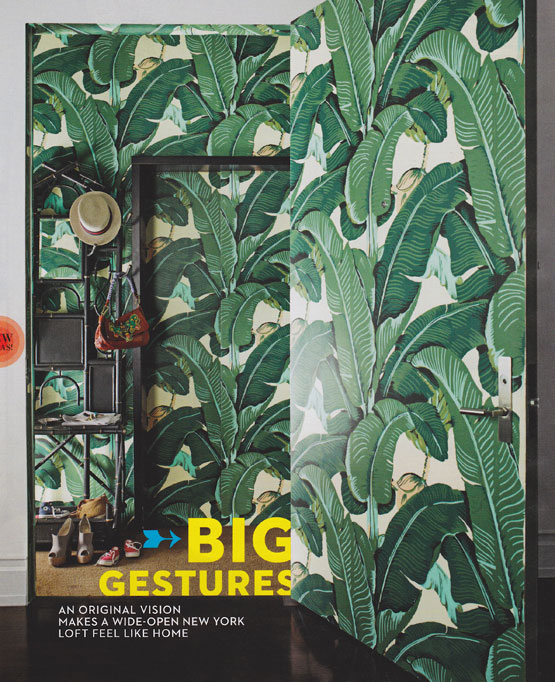 165da490f Marvelous Martinique Banana Leaf Wallpaper vs. the Thrill of ...