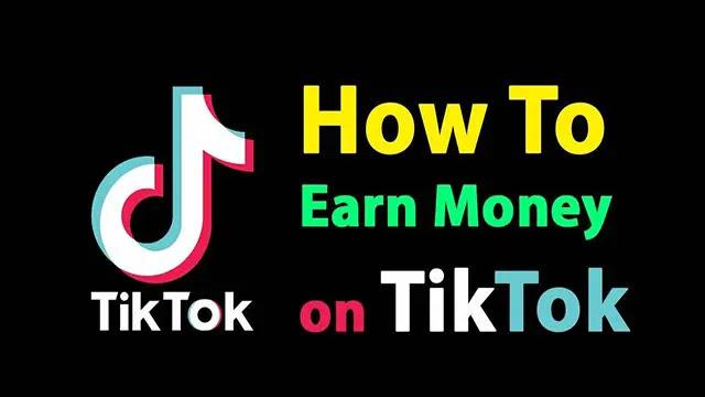 الربح من تيك توك make money from TikTok