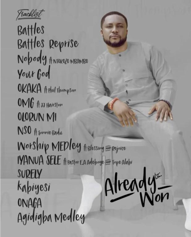 Tim Godfrey - Agidigba Medley