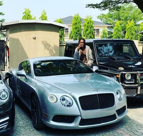 naira-marley-cars-Naira-Marley-shows-off-his-three-super-luxury-rides