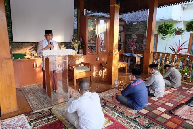 Walikota Ajak Umat Muslim Maknai Momen Idul Fitri