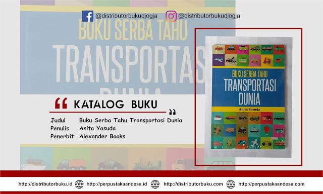 Buku Serba Tahu Transportasi Dunia
