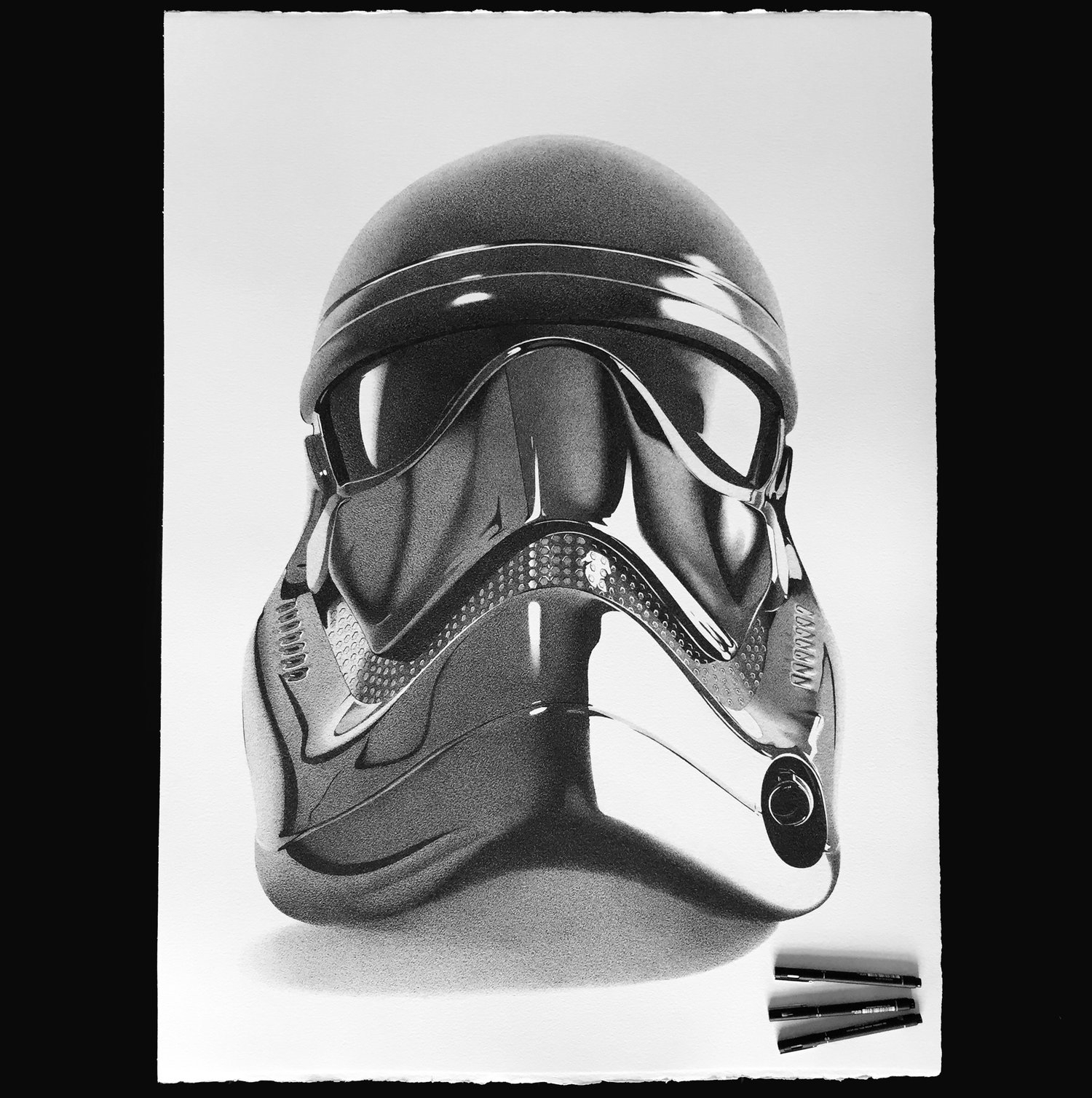 03-Shadow-Trooper-Alessandro-Paglia-Photo-Like-Black-and-White-Drawings-www-designstack-co