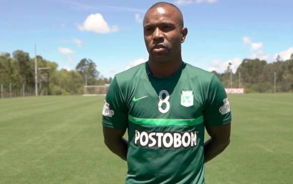 Buenas noticias: Dorlan Pabón recibió el alta médica y se prepara para su esperado debut en Atlético Nacional
