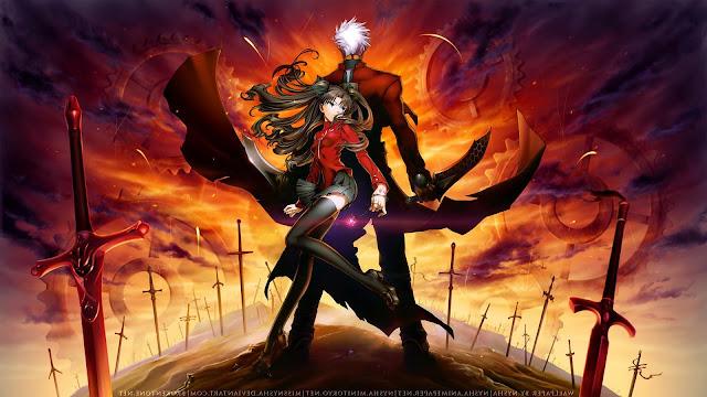 Fate/stay night: Unlimited Blade Works (TV) 2nd Season (13/13) (250MB) (HDL) (Sub Español) (Mega)