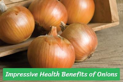 Impressive Health Benefits of Onions, govthubgk
