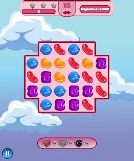 Jogar Candy Jewels online grátis
