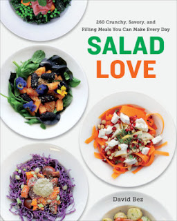 Salad Love by David Bez l LadyD Books
