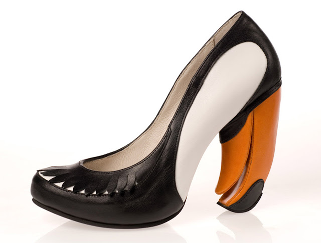 by Shoe Designer Kobi Levi at if it's hip, it's here