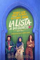 Estrenos carteleta en España del 3 de Julio de 2020: 'La Lista de los deseos'