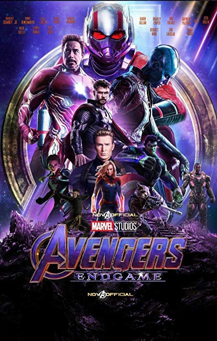 Avengers 4 Online 2019 Hd En Espanol