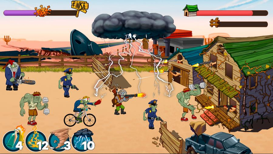 Download Zombie Ranch MOD APK 3