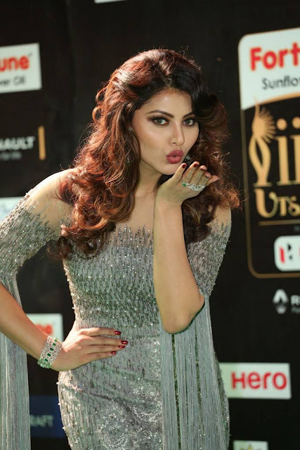 Urvashi Rautela Stills At IIFA Awards 2017