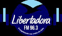Rádio Libertadora FM 96,3 de Mossoró - Rio Grande do Norte