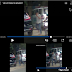 Aksi Bandit Pecah Kaca di Prabumulih Terekam Kamera