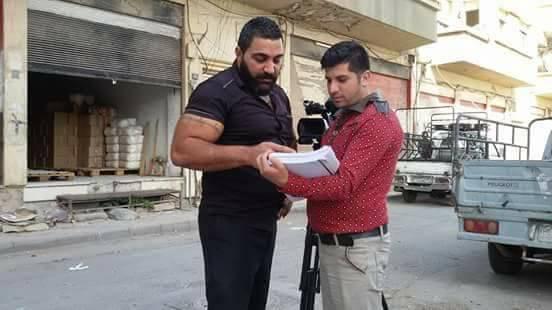 دورة احترافية لإعداد ممثل باشرف المخرج السوري محمد عبود