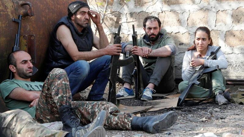 Ναγκόρνο Καραμπάχ: Τερματισμός του πολέμου με «οδυνηρή συμφωνία» για την Αρμενία