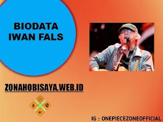PROFIL : IWAN FALS, SANG LEGENDA MUSIK INDONESIA