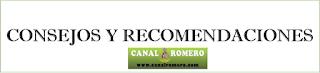 http://www.canalromero.com/p/consejos-y-recomendaciones-canal-romero.html
