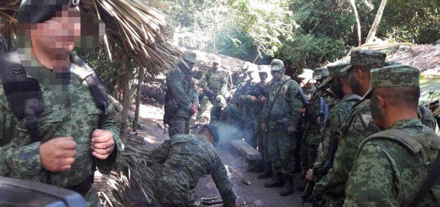 Alerta militar en el sur de Quintana Roo por brote de Covid-19: confirman contagio de al menos siete Soldados en centro de adiestramiento en Bacalar