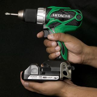 hitachi cordless drill 18v review
