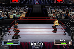 Download Game WWF No Mercy (V1.1) For Android Full Mod Apk