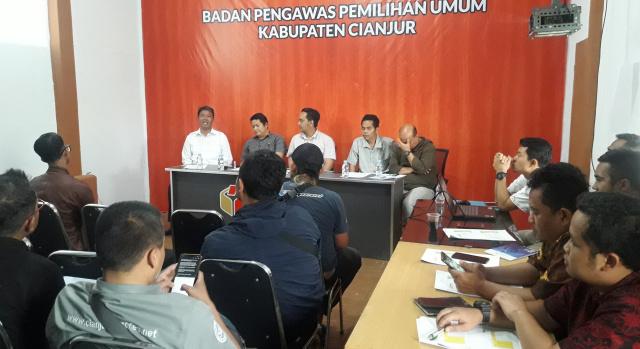 Kabupaten Cianjur Masuk Peringkat Ke 4 Rawan Pilkada di Pulau Jawa