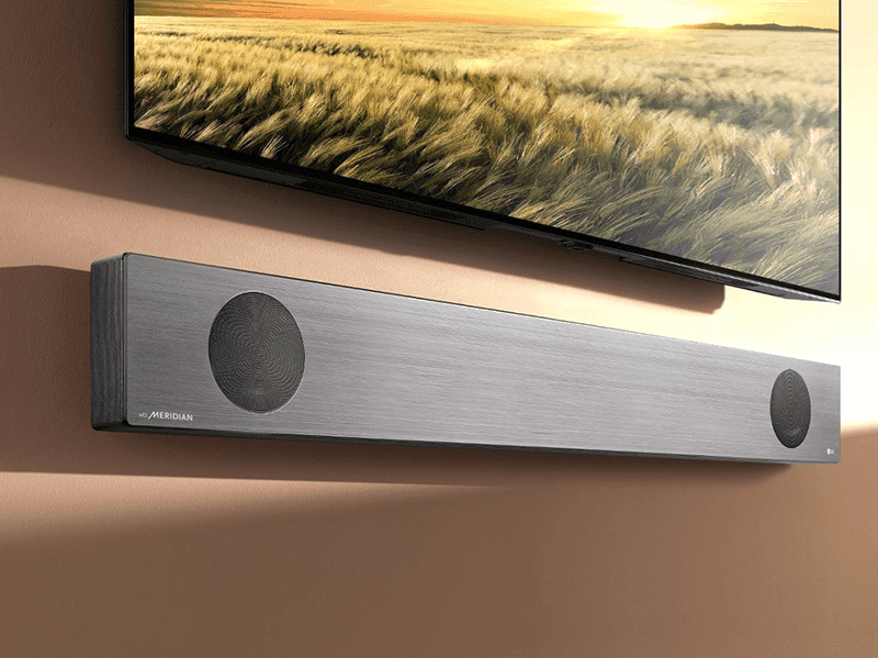 LG Electronics launches new soundbars at CES 2019