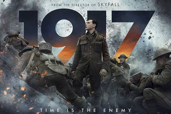Sinopsis dan Review Film 1917 (2020)