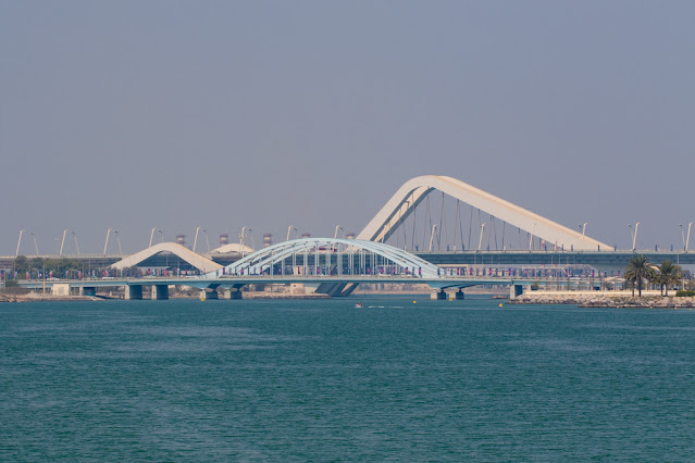 Ponte Zaha Hadid Abu Dhabi