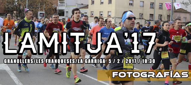 Fotografías La Mitja 2017