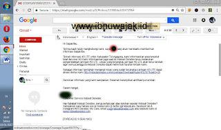 Customer Service Indosat