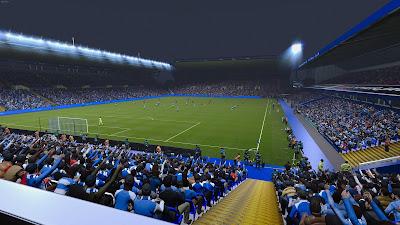 PES 2021 St. Andrew's Stadium