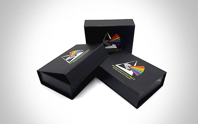 Branding through Custom Rigid Box Packaging