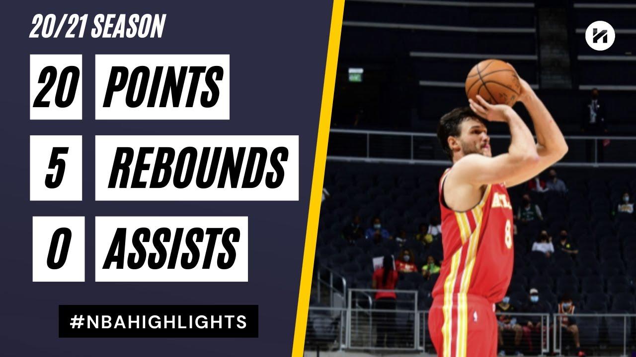 Danilo Gallinari 20pts 5reb vs CLE | March 14, 2021 | 2020-21 NBA Season