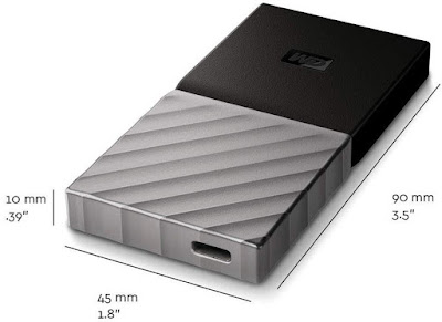 WD My Passport SSD 1 TB