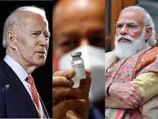 कोरोना से जंग में भारत का साथ देगा अमेरिका, एक हफ्ते में 100 मिलियन डॉलर के सामानों की करेगा आपूर्ति
